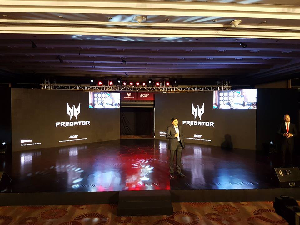 ACER Predator Helios 300,Acer India, Acer Launch, Gaming Laptop, Predator Helios300, AcerPredator, AcerHelios300, Gadget News, Tech News, HindiNews