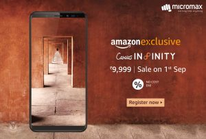 Micromax Canvas Infinity, Infinity Launch, Canvas Infinity Launch, Smart phone, Micromax , Micromax Infinity, Micromax Smartphone, Gadget News, Tech News