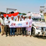 "किसान न्याय यात्रा | AAP Rajasthan launches second round of ""Kisan Nyay Yatra"""