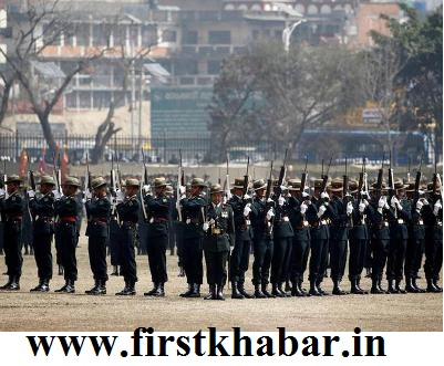 China and Nepal Joint Military Exercise